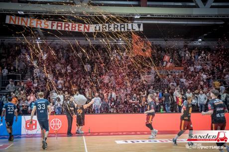 15.02.2020 | NINERS Chemnitz vs. Rostock Seawolves