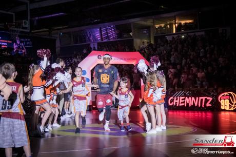 18.01.2020 | NINERS Chemnitz vs. Team Ehingen