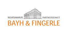 Rechtsanwälte BAYH & FINGERLE Partnerschaft